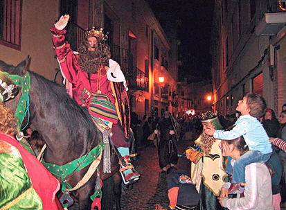 Cieza, Epiphany, Three Kings and Auto de los Reyes Magos