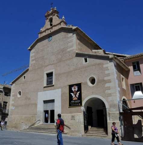 Iglesia y Convento de San Joaquín y San Pascual, Cieza
