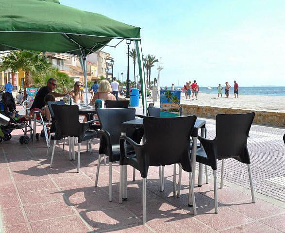 San Juan Beach bar Los Alcazares