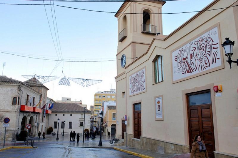 Auditorio municipal Yecla