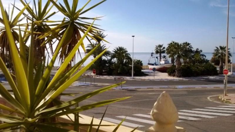 Bar Med in Puerto de Mazarrón, great views, great food and cabaret entertainment in El Alamillo