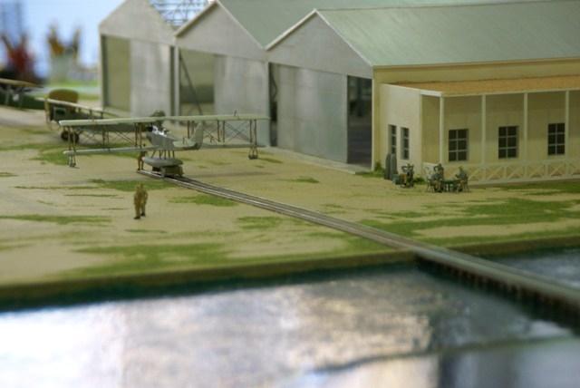 The Municipal Aeronautical Museum, Los Alcazares