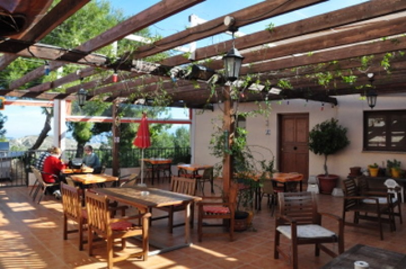 Hotel La Mariposa; accommodation and adventure activities in the Sierra Espuña