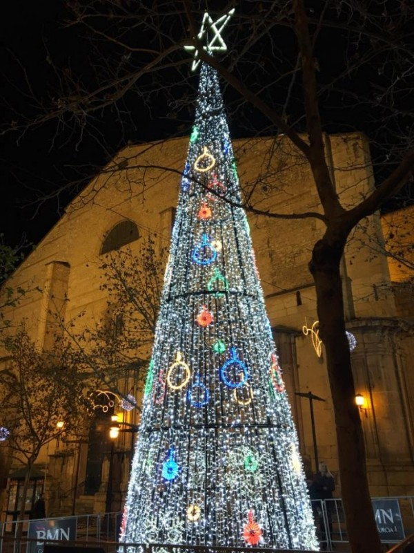 <span style='color:#780948'>ARCHIVED</span> -  Sunday 22nd December Yecla: free guided pre-Christmas tour