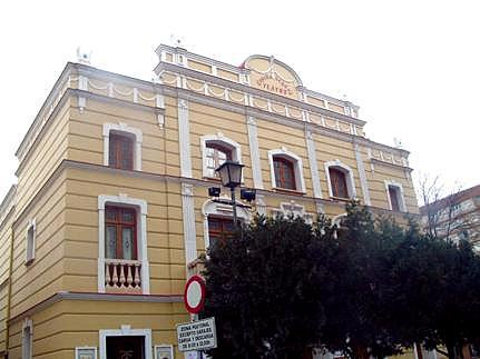 Teatro Concha Segura, Yecla