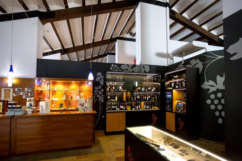 Museo del Vino, the wine museum of Bullas