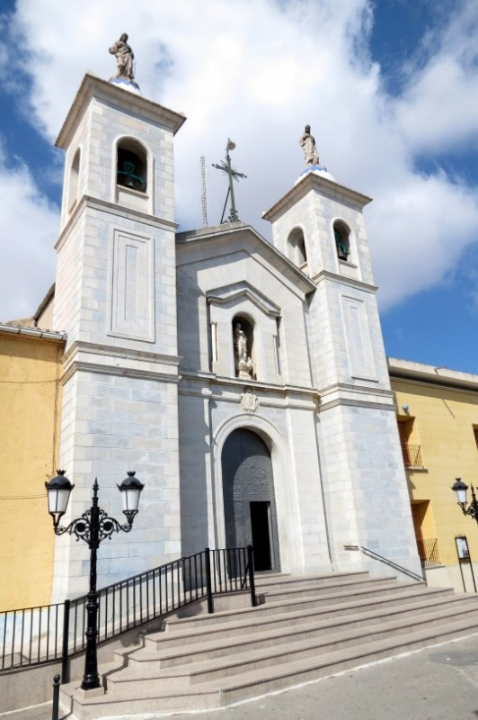 Santuario de la Virgen del Castillo, Yecla
