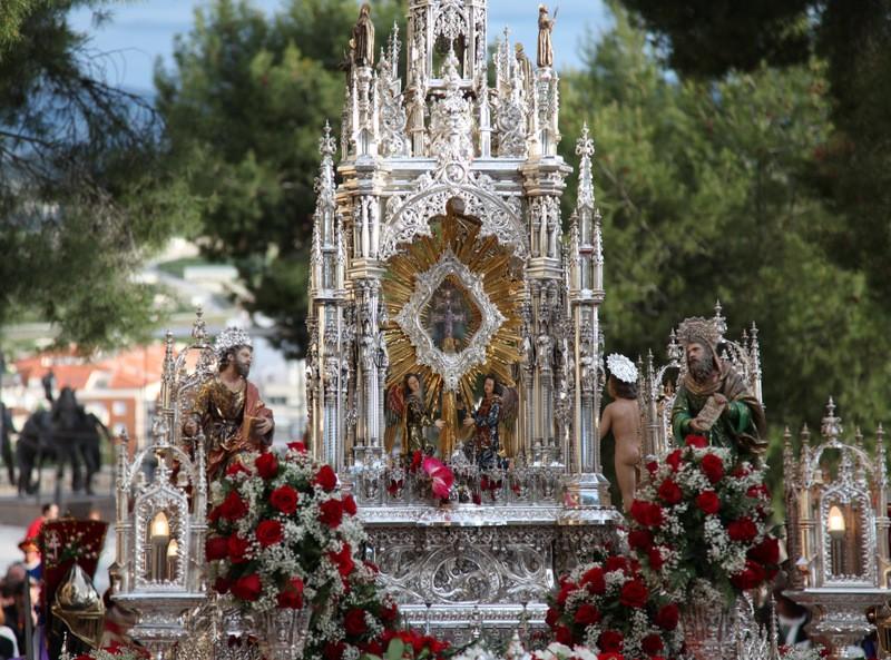 The Vera Cruz, the True Cross of Caravaca de la Cruz