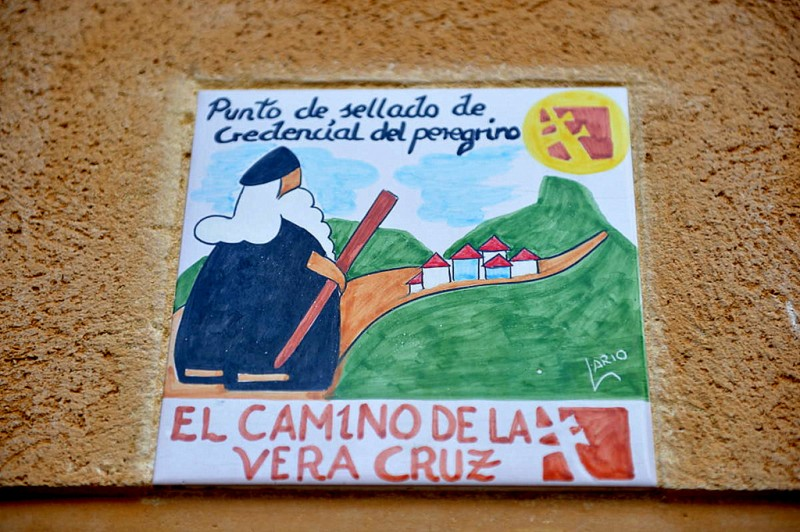 Applying for the Pilgrim's Certificate or Credencial Caravaca Holy Year 2017