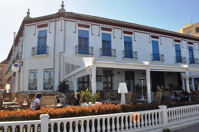 The Restaurant Hotel La Encarnación Los Alcazares