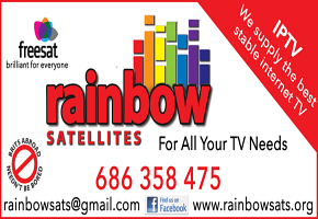 Rainbow Satellite