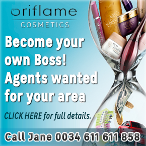 Oriflame Banner
