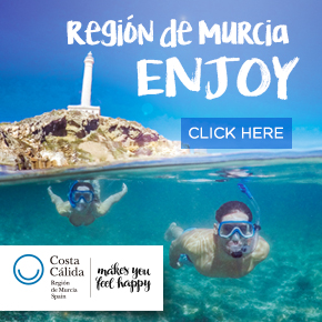 Murcia Turistica Enjoy the Region of Murcia Home page center