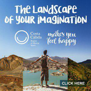 Murcia Turistica Landscape Imagination
